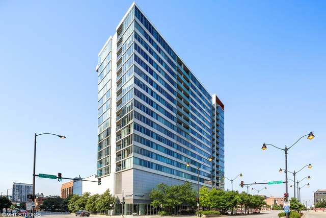 659 W Randolph Street #716, Chicago, IL 60661 (MLS #10807731) :: Property Consultants Realty