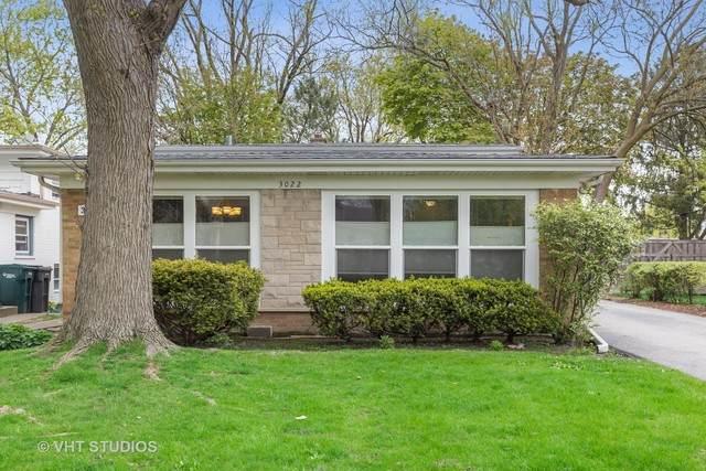 3022 Gregory Avenue, Wilmette, IL 60091 (MLS #10807748) :: Lewke Partners