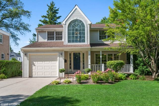 2130 Elmwood Avenue, Wilmette, IL 60091 (MLS #10807832) :: John Lyons Real Estate