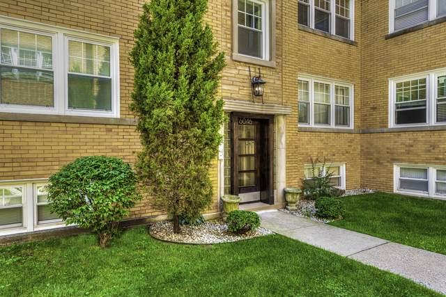 6046 N Francisco Avenue Gw, Chicago, IL 60659 (MLS #10807871) :: Angela Walker Homes Real Estate Group
