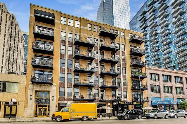 1307 S Wabash Avenue #411, Chicago, IL 60605 (MLS #10807881) :: Angela Walker Homes Real Estate Group