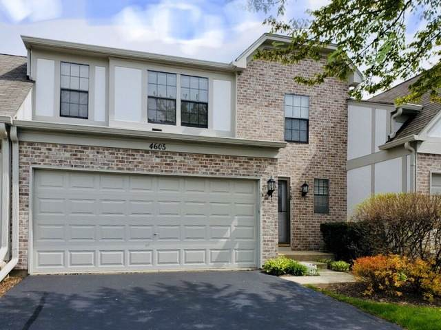 4605 Olmstead Drive, Hoffman Estates, IL 60192 (MLS #10807890) :: John Lyons Real Estate
