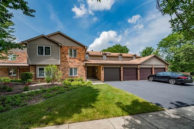 985 West Court D, Naperville, IL 60563 (MLS #10807892) :: Angela Walker Homes Real Estate Group