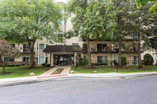 8630 Waukegan Road #515, Morton Grove, IL 60053 (MLS #10807910) :: Property Consultants Realty