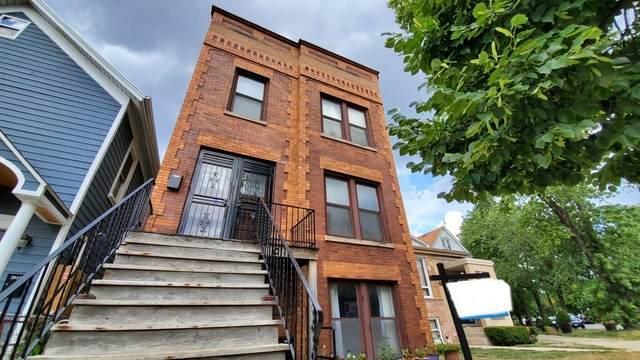 2844 N Dawson Avenue, Chicago, IL 60618 (MLS #10807924) :: John Lyons Real Estate