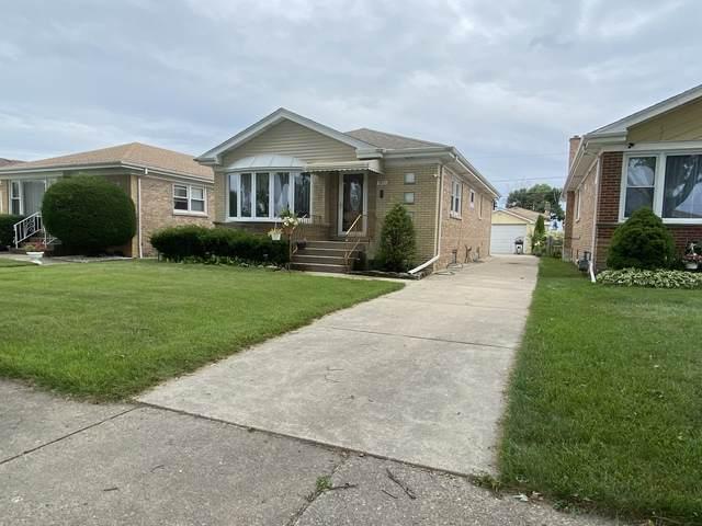 7021 W Agatite Avenue, Norridge, IL 60706 (MLS #10807933) :: John Lyons Real Estate
