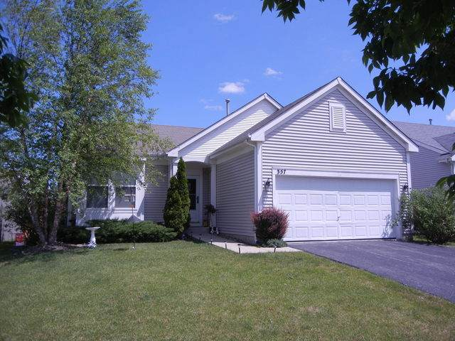 357 Larkspur Lane, Round Lake, IL 60073 (MLS #10807984) :: Touchstone Group