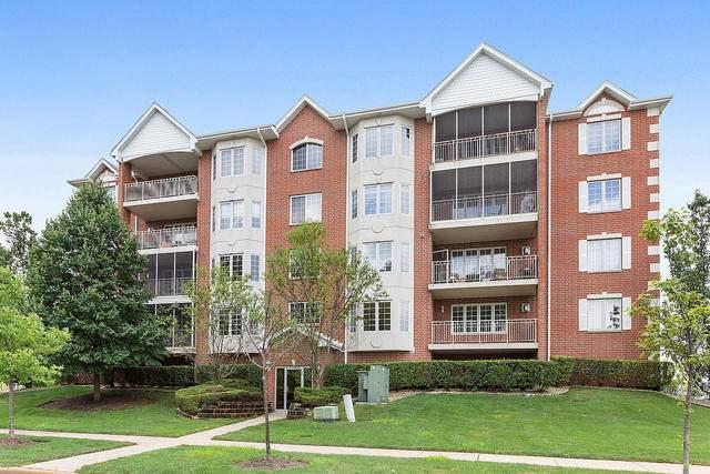 7710 Greenway Boulevard 1NE, Tinley Park, IL 60477 (MLS #10807995) :: John Lyons Real Estate
