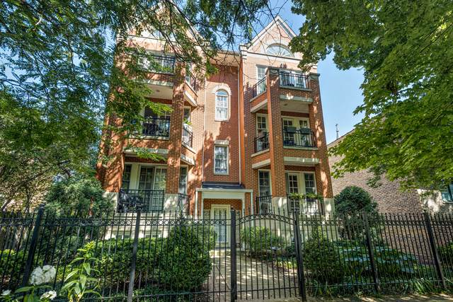 1725 N Mohawk Street 1S, Chicago, IL 60614 (MLS #10808017) :: Property Consultants Realty