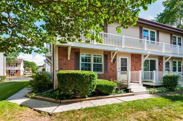 314 Lincoln Court C, Bloomingdale, IL 60108 (MLS #10808027) :: John Lyons Real Estate