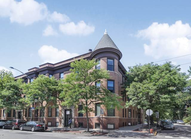 1034 W Armitage Avenue A, Chicago, IL 60614 (MLS #10808028) :: Property Consultants Realty