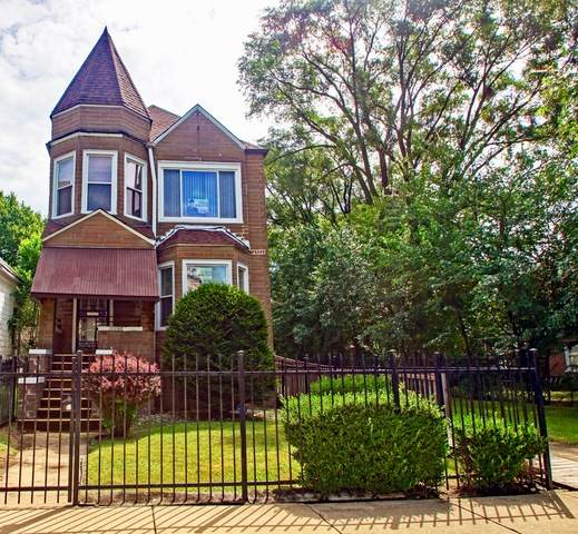 6743 S Langley Avenue, Chicago, IL 60637 (MLS #10808029) :: Angela Walker Homes Real Estate Group