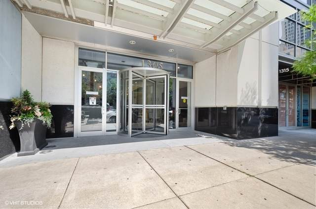 1305 S Michigan Avenue #1108, Chicago, IL 60605 (MLS #10808091) :: Angela Walker Homes Real Estate Group