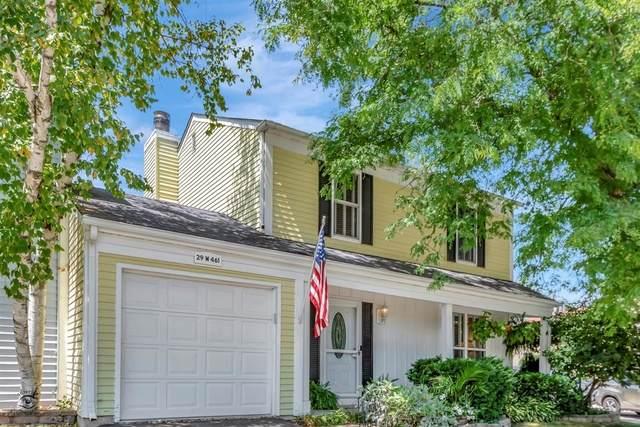 29W461 Hawthorne Lane, Warrenville, IL 60555 (MLS #10808094) :: Angela Walker Homes Real Estate Group