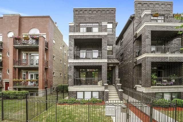 4118 S Vincennes Avenue #3, Chicago, IL 60653 (MLS #10808112) :: John Lyons Real Estate