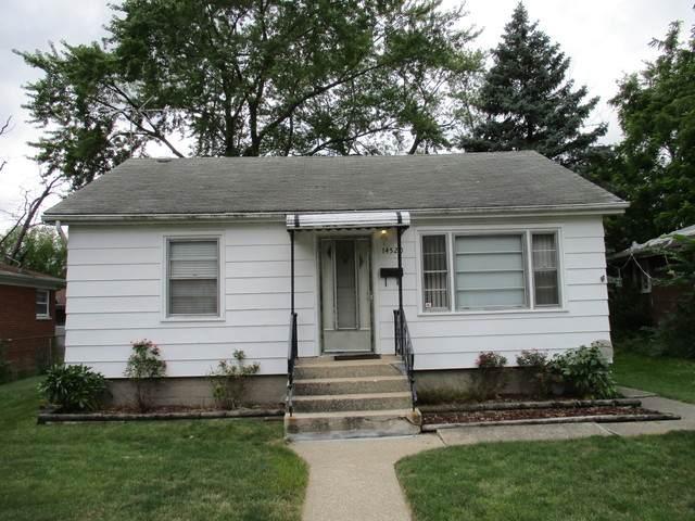 14520 Jefferson Street, Harvey, IL 60426 (MLS #10808136) :: John Lyons Real Estate