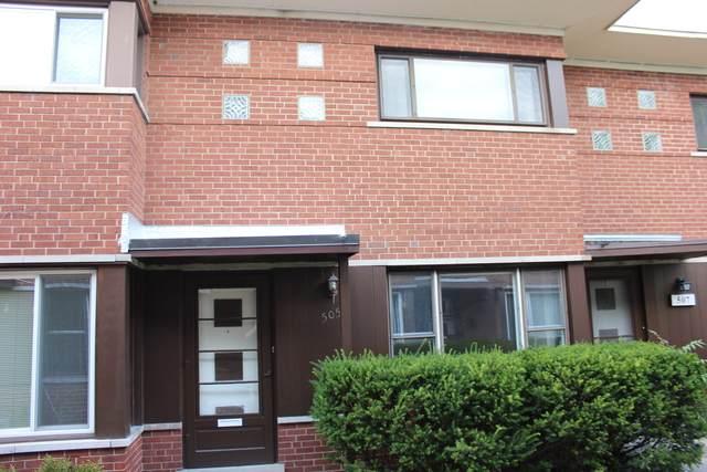 505 1/2 Ridge Road, Wilmette, IL 60091 (MLS #10808139) :: John Lyons Real Estate