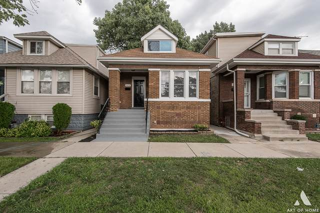 8435 S Marshfield Avenue, Chicago, IL 60620 (MLS #10808144) :: BN Homes Group