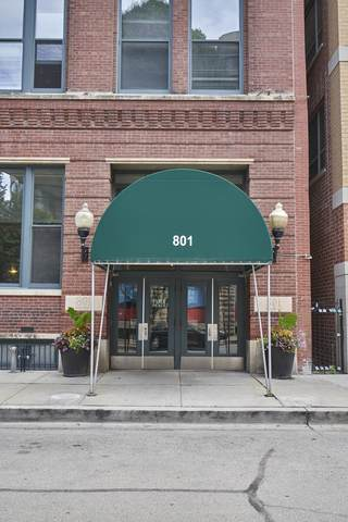 801 S Wells Street #806, Chicago, IL 60607 (MLS #10808156) :: The Wexler Group at Keller Williams Preferred Realty