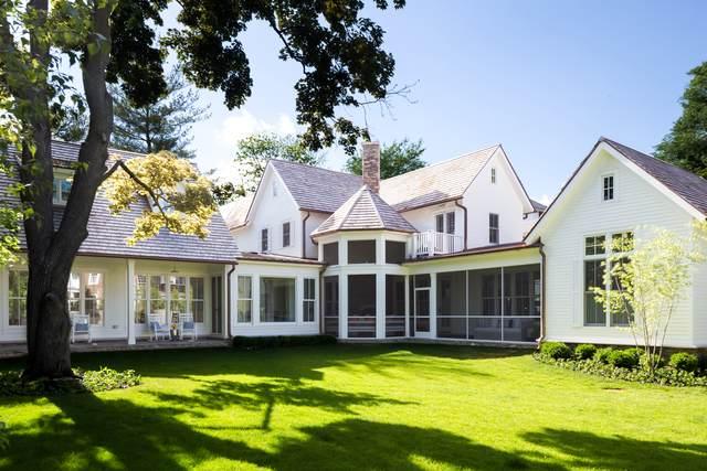 595 Lincoln Avenue, Winnetka, IL 60093 (MLS #10808170) :: John Lyons Real Estate