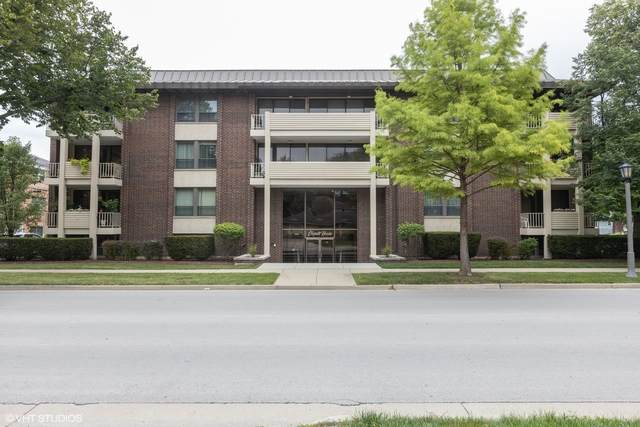 111 E Cossitt Avenue #104, La Grange, IL 60525 (MLS #10808181) :: The Wexler Group at Keller Williams Preferred Realty