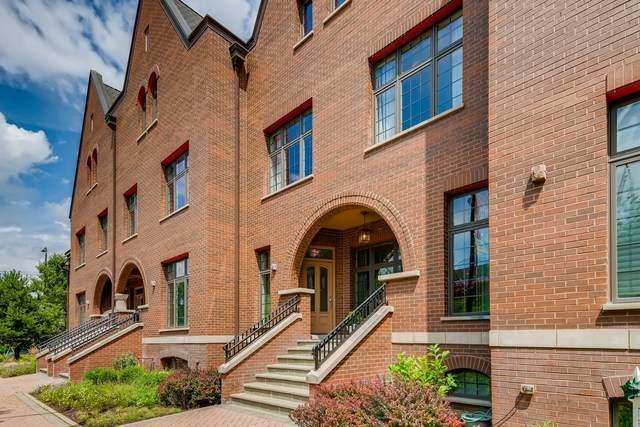 3 S Emerson Street B, Mount Prospect, IL 60056 (MLS #10808215) :: Littlefield Group