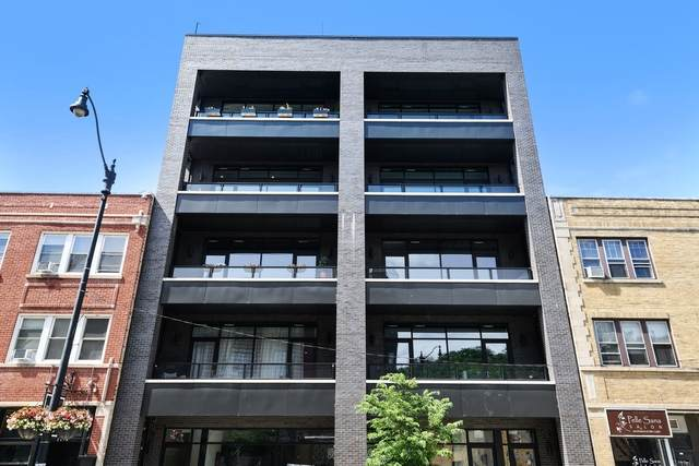 2474 N Lincoln Avenue 5S, Chicago, IL 60614 (MLS #10808224) :: Property Consultants Realty