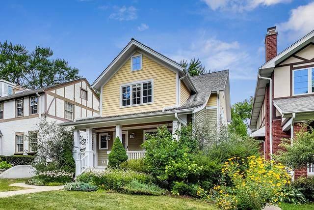 1746 Washington Avenue, Wilmette, IL 60091 (MLS #10808230) :: Lewke Partners