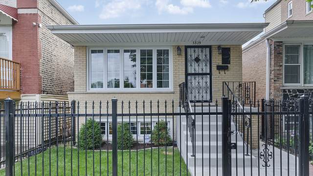 3329 S Aberdeen Street, Chicago, IL 60608 (MLS #10808249) :: Ani Real Estate