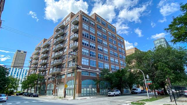 933 W Van Buren Street #706, Chicago, IL 60607 (MLS #10808285) :: Property Consultants Realty