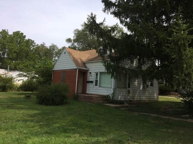 1400 N Division Avenue, Urbana, IL 61801 (MLS #10808317) :: Ryan Dallas Real Estate