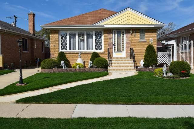 4612 N Ozanam Avenue, Norridge, IL 60706 (MLS #10808326) :: John Lyons Real Estate