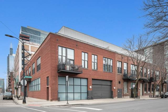 203 S Sangamon Street #303, Chicago, IL 60607 (MLS #10808331) :: Property Consultants Realty