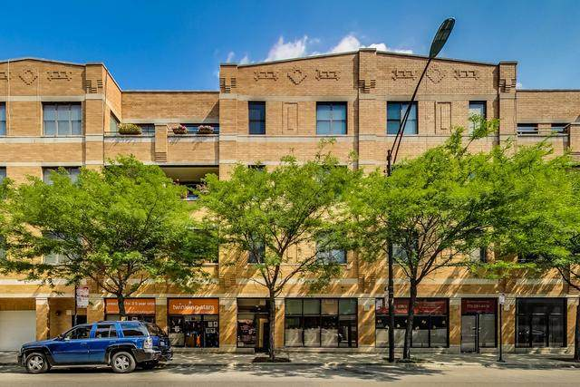 2040 W Belmont Avenue #308, Chicago, IL 60618 (MLS #10808394) :: Property Consultants Realty