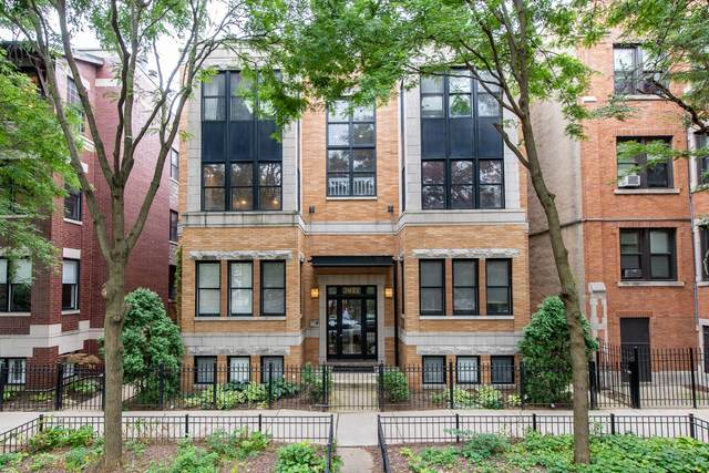 2041 W Pierce Avenue 1A, Chicago, IL 60622 (MLS #10808400) :: Property Consultants Realty