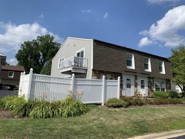 1489 Woodcutter Lane D, Wheaton, IL 60189 (MLS #10808421) :: John Lyons Real Estate