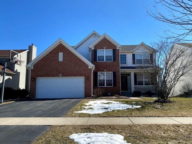 201 Boulder Court, Gilberts, IL 60136 (MLS #10808440) :: Angela Walker Homes Real Estate Group