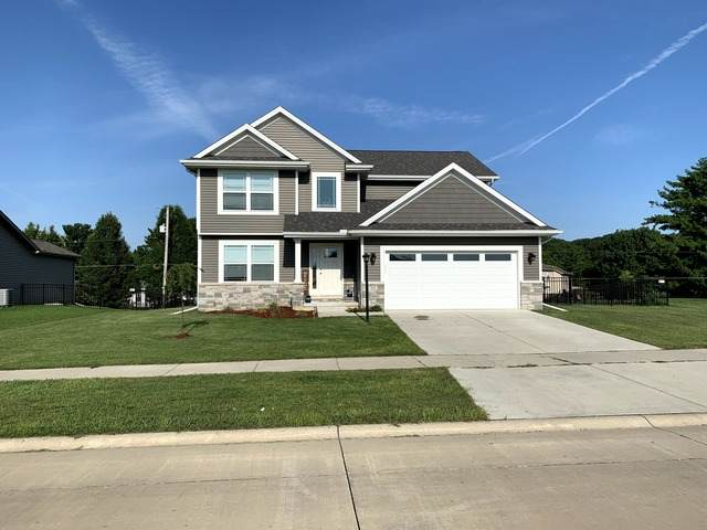 705 Red Bud Drive, Mahomet, IL 61853 (MLS #10808461) :: John Lyons Real Estate