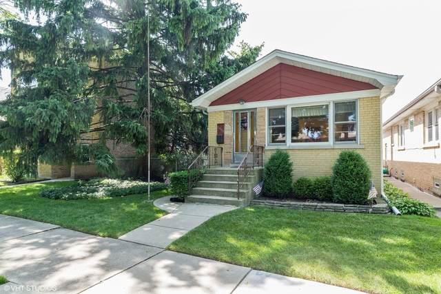 5446 N Ludlam Avenue, Chicago, IL 60630 (MLS #10808487) :: John Lyons Real Estate