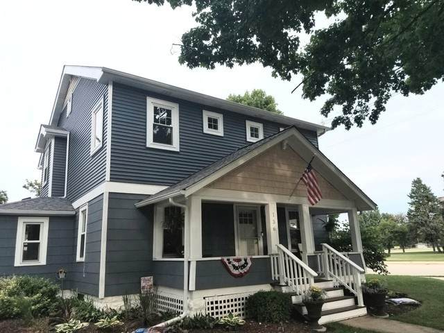 136 Polk Street, Oswego, IL 60543 (MLS #10808490) :: Angela Walker Homes Real Estate Group