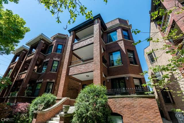 5620 N Wayne Avenue #1, Chicago, IL 60660 (MLS #10808637) :: Angela Walker Homes Real Estate Group