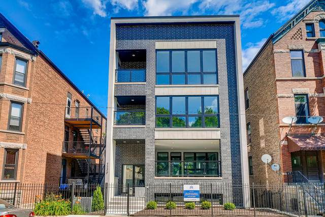 2240 W Medill Avenue #1, Chicago, IL 60647 (MLS #10808644) :: Property Consultants Realty