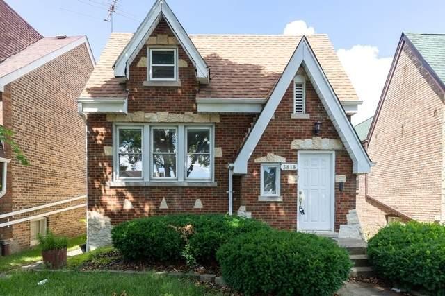3818 Oak Park Avenue, Berwyn, IL 60402 (MLS #10808705) :: Janet Jurich