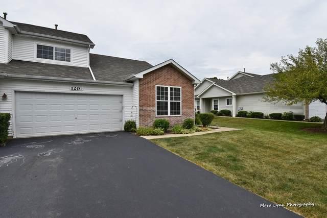 120 E Park Avenue D, Sugar Grove, IL 60554 (MLS #10808718) :: John Lyons Real Estate