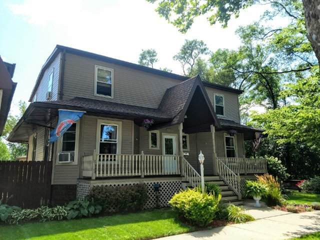 5241 W Strong Street, Chicago, IL 60630 (MLS #10808724) :: John Lyons Real Estate
