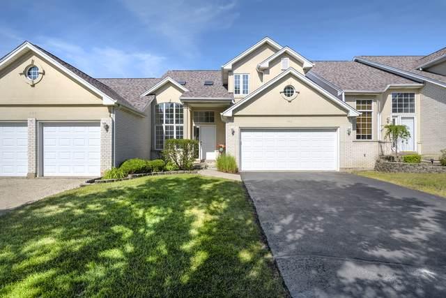 646 Aspen Drive, Romeoville, IL 60446 (MLS #10808741) :: Angela Walker Homes Real Estate Group