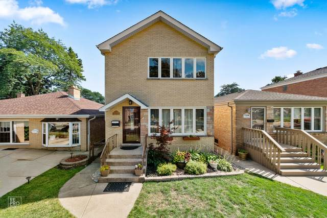 7227 W Fitch Avenue, Chicago, IL 60631 (MLS #10808770) :: John Lyons Real Estate