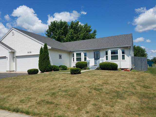 1027 Carrie Avenue, Rochelle, IL 61068 (MLS #10808777) :: Angela Walker Homes Real Estate Group