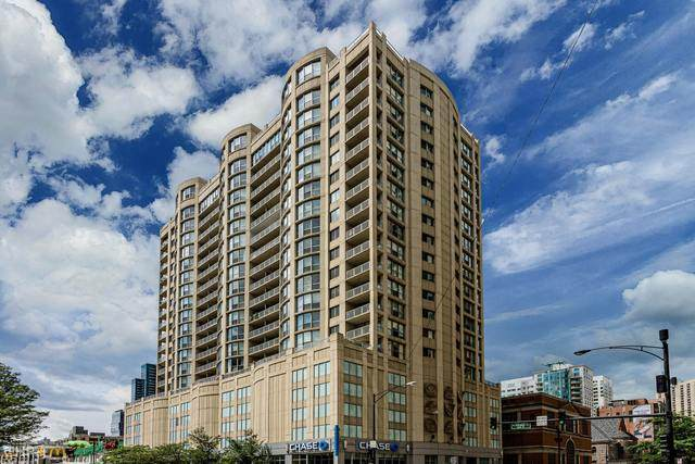 600 N Dearborn Street #1601, Chicago, IL 60654 (MLS #10808782) :: Property Consultants Realty
