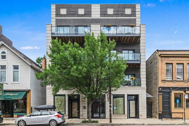 2104 W Belmont Avenue 3W, Chicago, IL 60618 (MLS #10808801) :: Property Consultants Realty